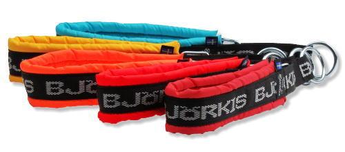 ビヨルキス ロゴハーフチョークカラー BJORKIS ビヨルキステープ|HAU ビヨルキス、北欧犬グッズ通販