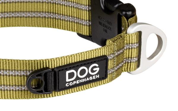 ネームタグや小型のライトなどをぶら下げることが可能|ドッグコペンハーゲン アーバンスタイルカラー|犬グッズ通販HAU