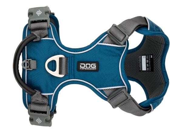 脇がこすれにくいソフトパッド構造のハーネス|ドッグコペンハーゲン コンフォートウォークプロハーネス|犬グッズ通販HAU