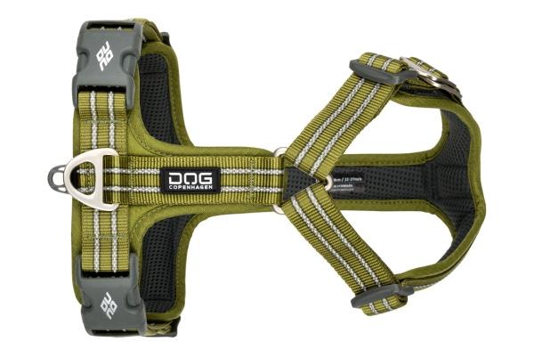 脇がこすれにくいソフトパッド構造のハーネス|ドッグコペンハーゲン コンフォートウォークエアハーネス|犬グッズ通販HAU
