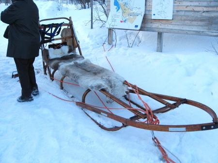 犬ぞり|犬グッズ通販HAU 北欧旅行記