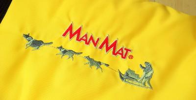 冬用犬の服/防寒用ドッグウェア|MANMAT サーモコート マンマット犬ぞりチーム|犬グッズ通販HAU