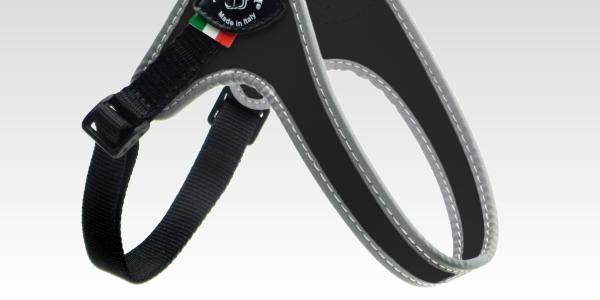 フィッビアにサイズ調節機能が加わわりました|Fibbia アジャスタブルタイプ Tre Ponti トレ・ポンティ|犬グッズ通販HAU